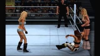 svr2008 : Melina vs. Torrie & Kelly (part 2)