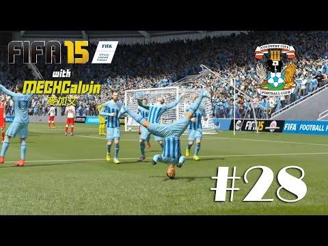FIFA 15 球員生涯 #28 [第二季] 「低雲地利」賽季回顧