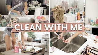 Clean with Me! Weekend Routine!