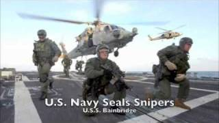NAVY SEALS RESCUE CAPTAIN RICHARD PHILLIPS