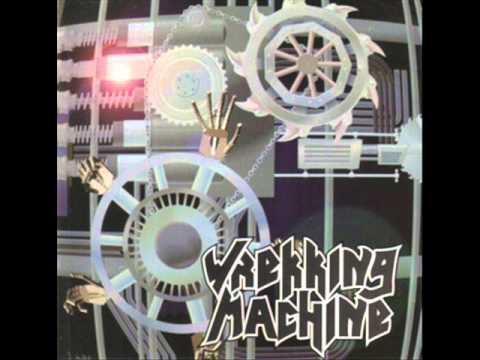 Wrekking Machine - Mechanistic termination 1993 full album