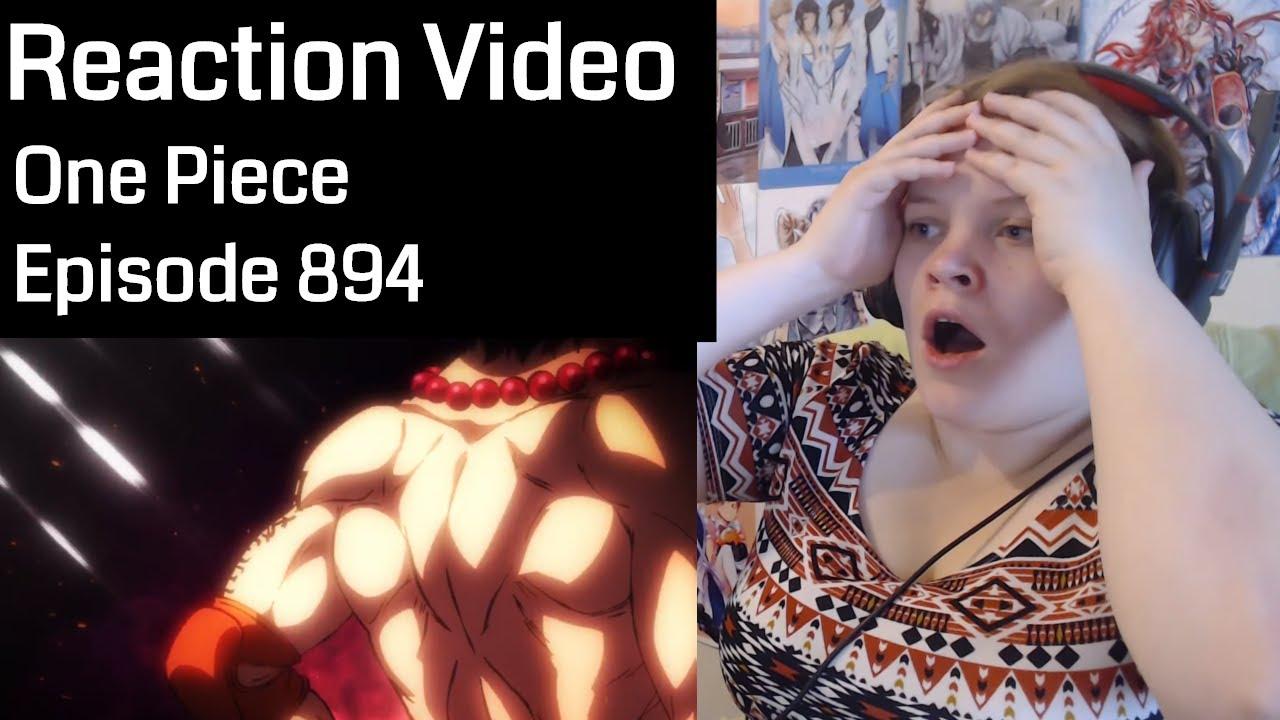 One Piece Episode 894 Reaction - YouTube