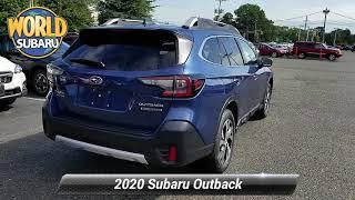 New 2020 Subaru Outback Touring XT Tinton Falls NJ 19078