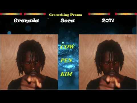Cow Pen Kim - The Animal Man (Grenada Soca 2017) MYA DISS (Beats Back Riddim)