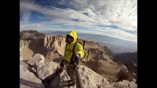 Mount Whitney Hike (GoPro)- October 5, 2012 (One Day Hike)