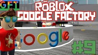 Nejlepší tycoon ever? - Roblox - Google Factory - #9 [CZ/SK]