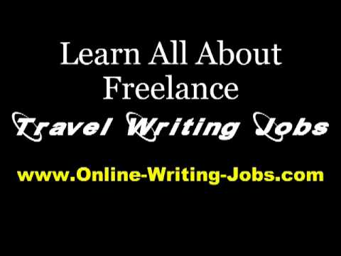 freelance travel writing jobs Search for jobs related to freelance travel writing job or hire on the world's largest freelancing marketplace with 13m+ jobs it's free to sign up and bid on jobs.