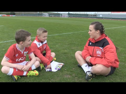 Video: Bristol Sport Kids TV - Episode Two