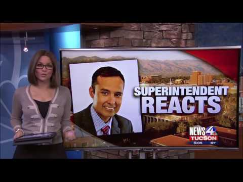 TUSD Superintendent reacts to Governor Doug Ducey