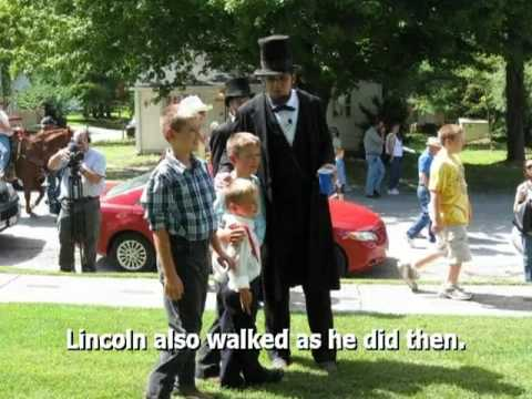 Union County Celebrates Its Lincoln Heritage