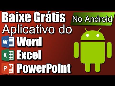 Baixar Word, Excel E PowerPoint Grátis Para Celulares E Tablets Android - WPS Kingsoft Office