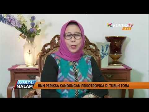 BNN Periksa Kandungan Psikotroprika di Tubuh Tora Sudiro