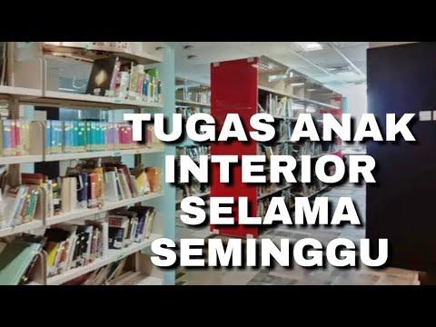 Seminggu Kuliah Desain Interior.