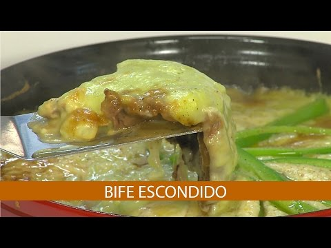 BIFE ESCONDIDO