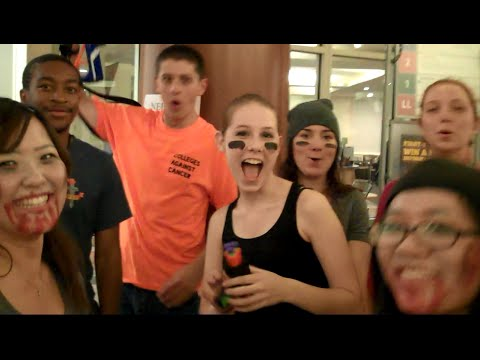 Appalachian State University Zombies vs. Humans - 2014-10-24