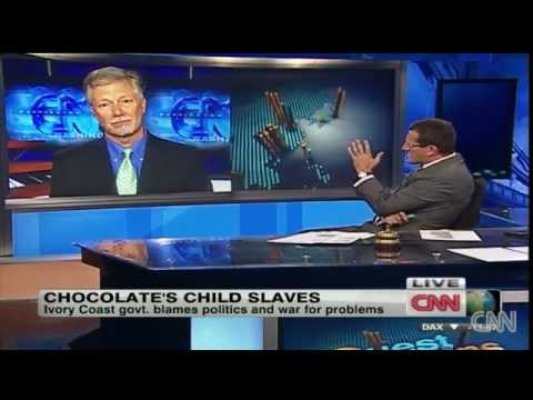 Child Slaves and the Chocolate - CNN
