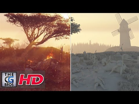"CGI & VFX Breakdowns: ""War of Acacia"" - by Muhammet Emin Balcý"