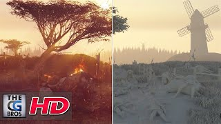 "CGI & VFX Breakdowns: ""War of Acacia"" - by Muhammet Emin Balcý"