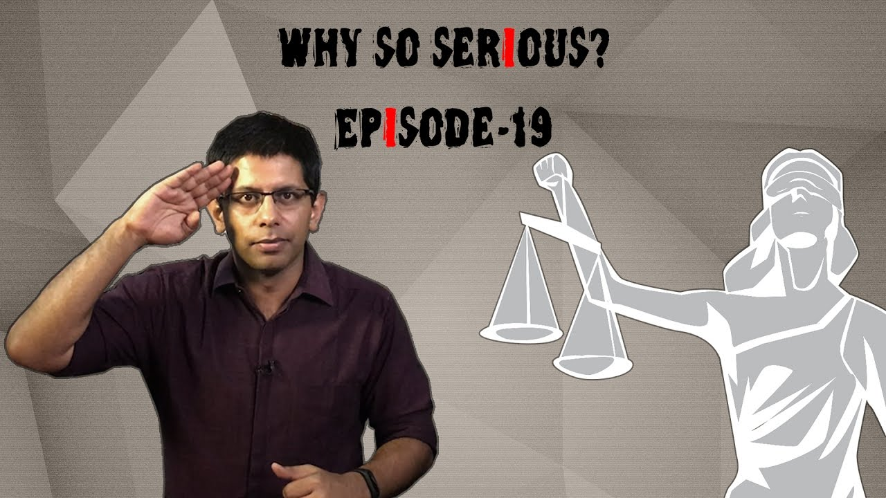 Why So Serious? Ep 19: Who's the most Anti-National Milord!?