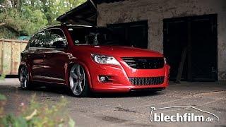 VW Tiguan R 2.0 TSI - Fast & Low