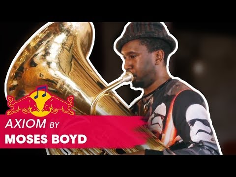 Moses Boyd - Axiom | Live Sessions |