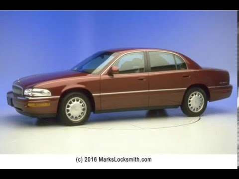 1997 to 2002 buick park avenue key programming guide youtube rh youtube com 2002 Buick Park Avenue Buick Park Avenue By