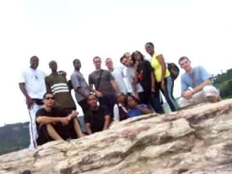 Boti Falls, Koforidua, Ghana.