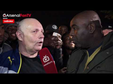 Arsenal 0 Crystal Palace 3 | Its A Sad Ending For Wenger Says Claude