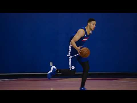 Ben Simmons pre-draft workout highlights with 76ers