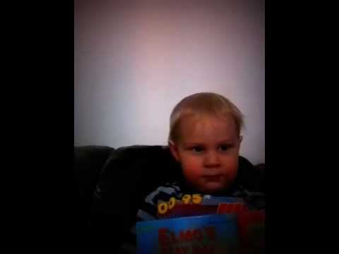 AMAZING BABY TALKING ( 19 months old)