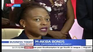 National treasury to raise 3.65 B to M-Akiba