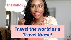 Registered Nurse | Travel the World as a Travel Nurse!
