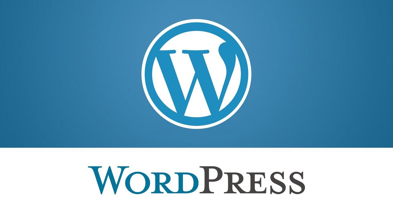 Картинки по запросу WordPress logo