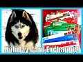 HOLIDAY CARD EXCHANGE | Husky Christmas Cards | 2015 with GTTSD