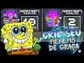 COMO TER REALMS TEXTURAS E SKINS GRATIS SEM APK - (Minecraft Pe 15.7)