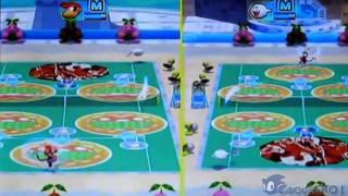 Mario Power Tennis (Nintendo Wii - Vídeo comentado em português)
