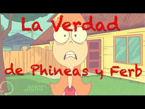 LA VERDADERA HISTORIA REAL DE PHINEAS Y FERB | ByGudiOn