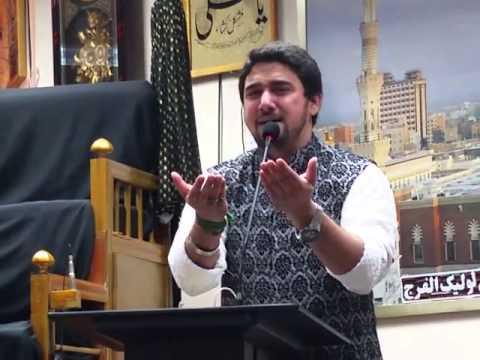 Farhan Ali Waris recite Rab Jane tay Hussain Jane