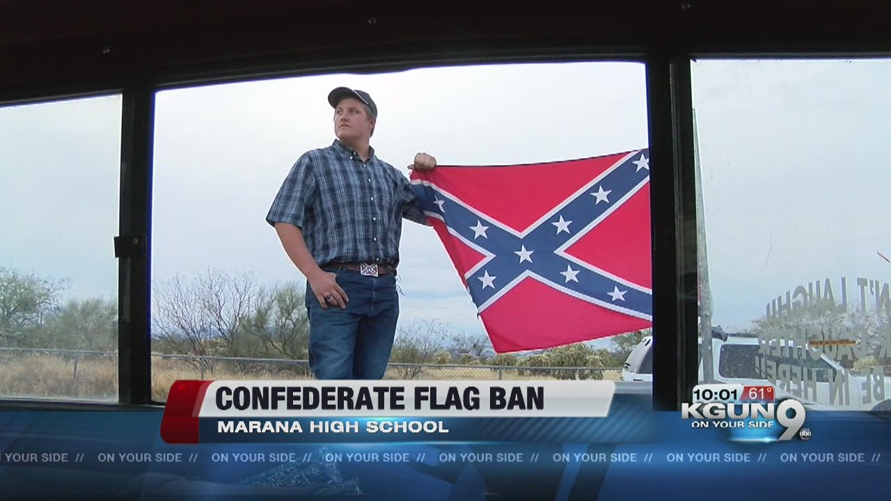Freedom of Speech? Why Some Schools Treat the Confederate
