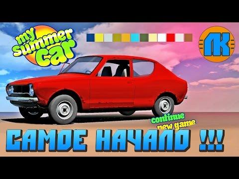 My Summer Car \ #1 \ САМОЕ НАЧАЛО \ СКАЧАТЬ ИГРУ МАЙ САММЕР КАР !!!