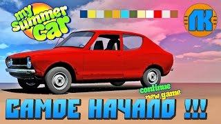 �������� ���� ПЕРВЫЙ ВЗГЛЯД на My Summer Car !!! САМОЕ НАЧАЛО !!! ������