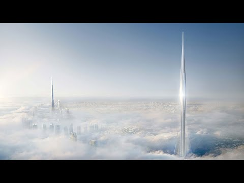 Dubai Creek Tower: Building the World's Tallest Structure |