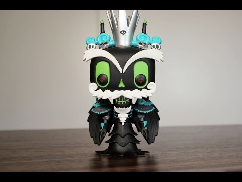 The Book Of Life XIBALBA Funko Pop Review