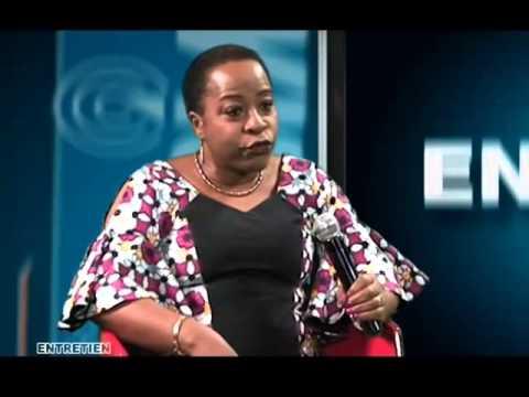 """Angèle MAKOMBO dans """"ENTRETIEN"""" sur TELE7"""