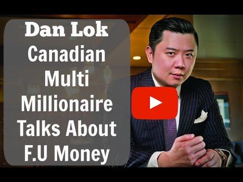 Dan Lok | King of High Ticket Sales | Multimillionaire Entrepreneur | FU Money - Dev Gadhvi