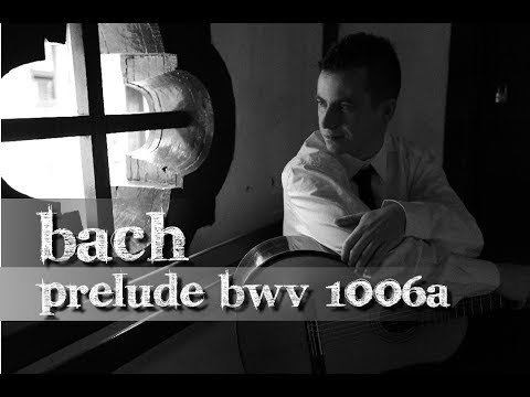 Prelude (BWV 1006a) by J.S. Bach