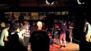 LIVING LASER - Drenched In Effort live at The Loft 7.26.13