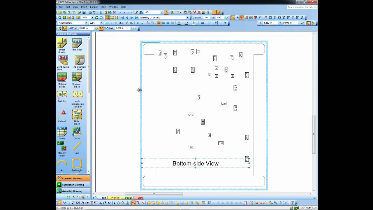 Document creation with blueprint pcb and allegro pcb editor or orcad document creation with blueprint pcb and allegro pcb editor or orcad pcb editor malvernweather Image collections