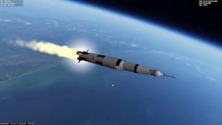 Nassp Apollo 11 launch Orbiter 2016