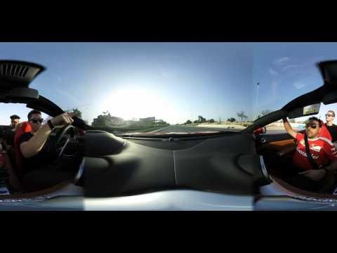 Ferrari World Driving Experience - Abu Dhabi